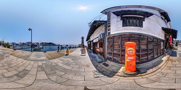 鞆の浦 360度パノラマ写真(3)