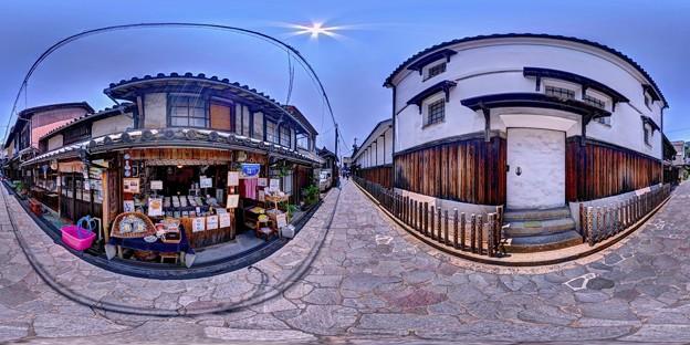 鞆の浦 360度パノラマ写真(5)