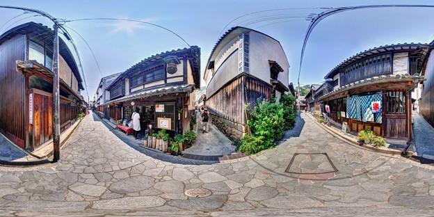 鞆の浦 360度パノラマ写真(6)