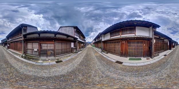 三重・関宿 360度パノラマ写真(1)