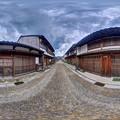 Photos: 三重・関宿 360度パノラマ写真(1)
