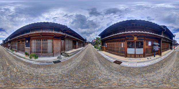 三重・関宿 360度パノラマ写真(2)