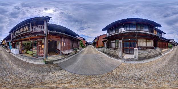 Photos: 三重・関宿 360度パノラマ写真(5)