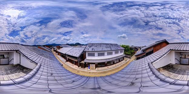 Photos: 三重・関宿 360度パノラマ写真(7)