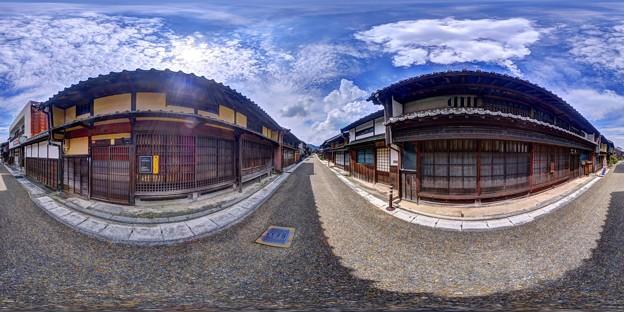 三重・関宿 360度パノラマ写真(10)