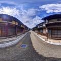 Photos: 三重・関宿 360度パノラマ写真(10)