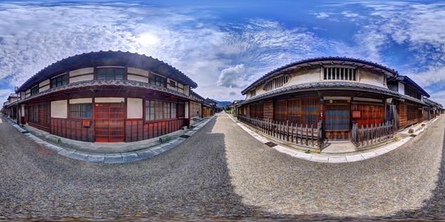 三重・関宿 360度パノラマ写真(11)