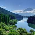 Photos: 雨あがる、富士山見ゆ