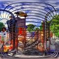 Photos: 静岡市 森下公園 遊具 360度パノラマ写真 (1)