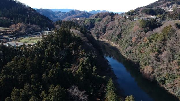 相模川(相模ダム側)
