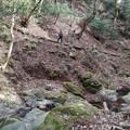 Photos: 大小屋沢にて空撮中
