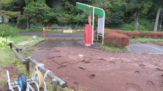 芦ノ湖の駐車場