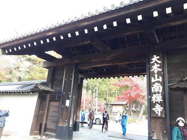 南禅寺の秋