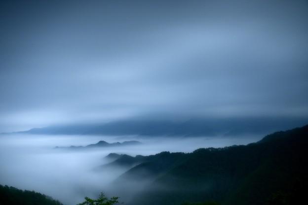 Photos: 奈良-雲海3