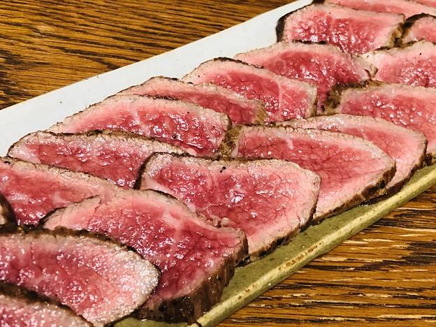 """Roast Beef Rosemarino al Sangue"""