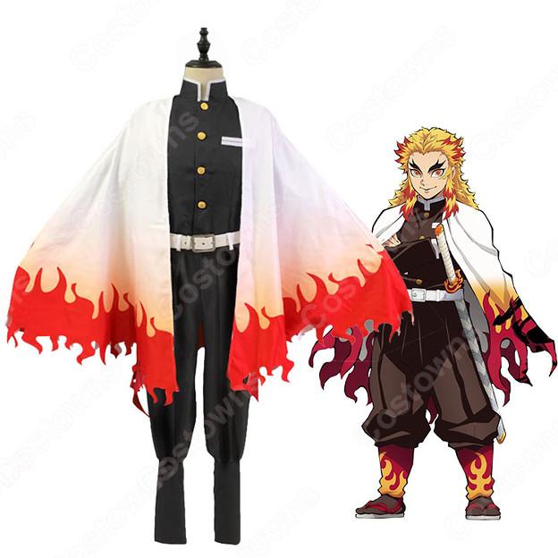 煉獄杏寿郎 コスプレ衣装 【鬼滅の刃】 cosplay 炎柱 隊服
