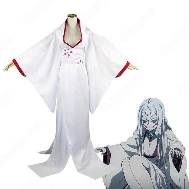 母蜘蛛 コスプレ衣装 【鬼滅の刃】 cosplay 那田蜘蛛山 和服