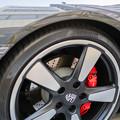 Photos: 車の赤い部品