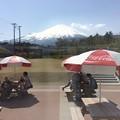 写真: 140427 道の駅須走