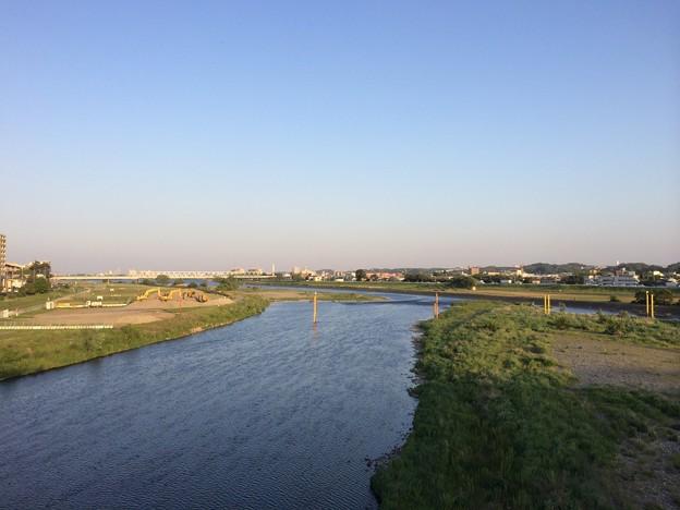 140510 多摩川原橋