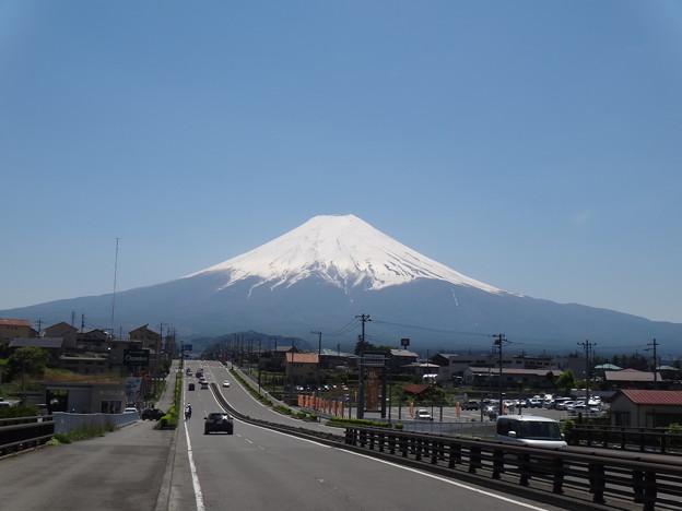 140511 富士山(富士見バイパス)