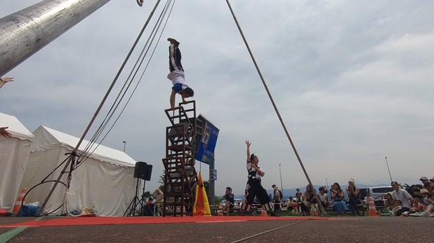 2019/6/2Happy Merry Circusでのワンシーン