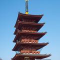 Photos: 圓福寺 五重塔