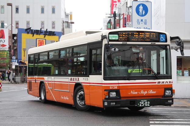 東武バス 5138号車