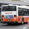 Photos: 東武バス 新型ブルーリボン 5160号車 後部