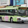Photos: 国際興業バス 5231号車 カリフローレ ラッピング