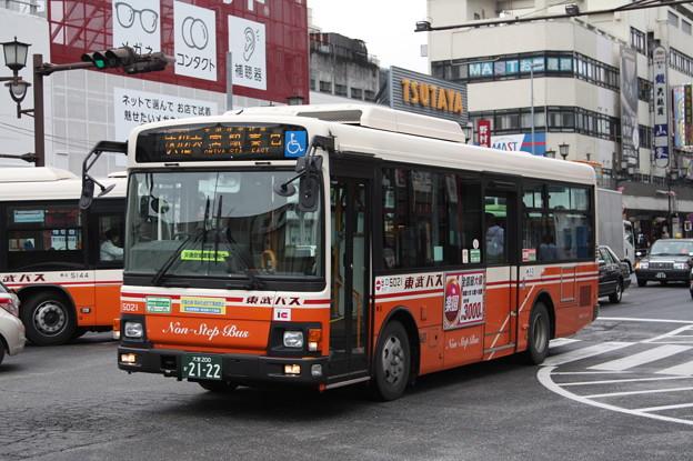 東武バス 5021号車