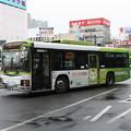 Photos: 国際興業バス 5119号車 コープデル ラッピング