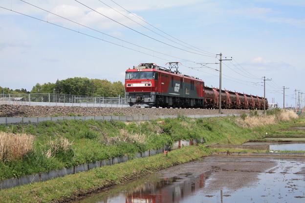 安中貨物 5094レ EH500‐28牽引 (3)