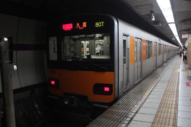 東京メトロ半蔵門線 東武50050系51061F