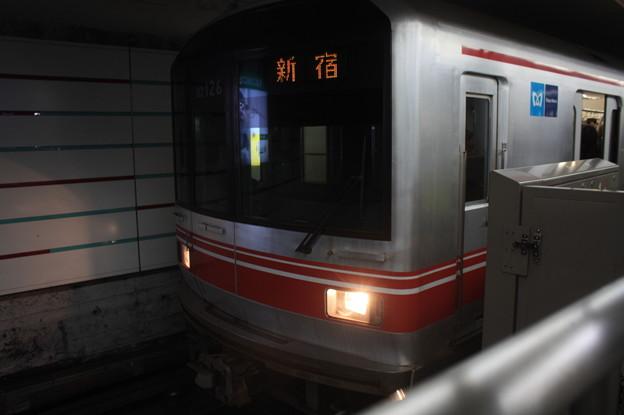 東京メトロ丸ノ内線 02系126F