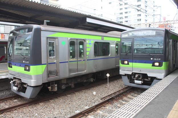京王線 都営10-300形10-499F・10-519F