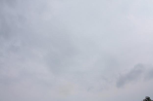 四ツ谷駅前の空