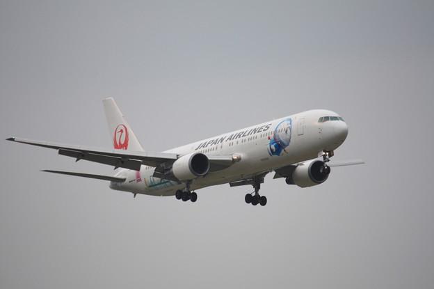 日本航空 JAL ボーイング767-300ER JA610J ドラえもんジェット