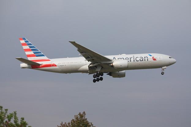 アメリカン航空 ボーイング777-200 N765AN (1)