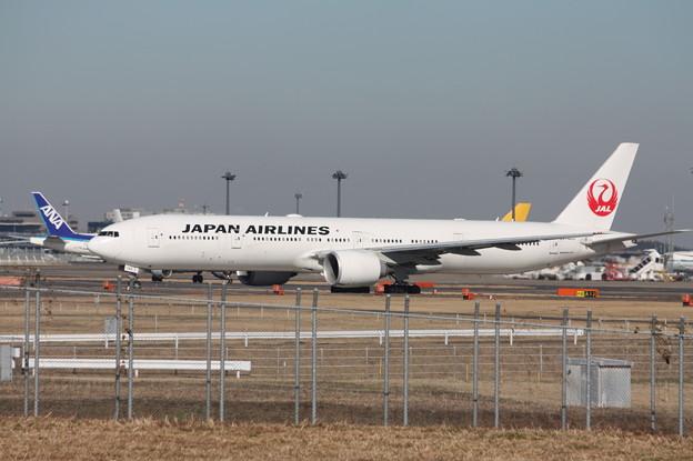 日本航空 JAL ボーイング777-300ER JA742J