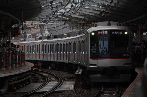東急東横線 5050系4000番台4107F