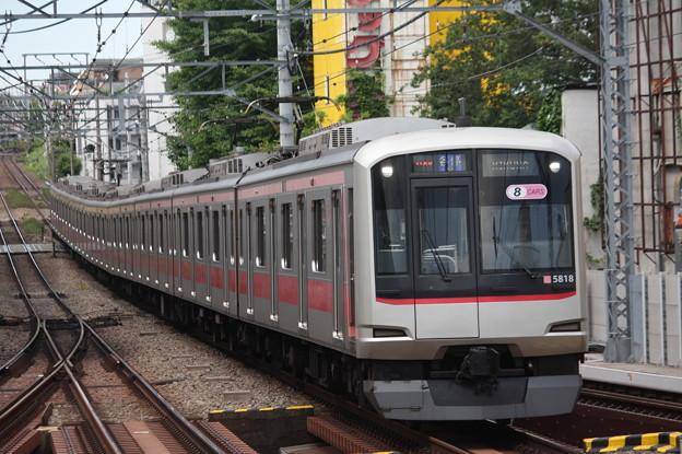 東急東横線 5050系5818F