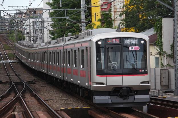 東急東横線 5050系5877F