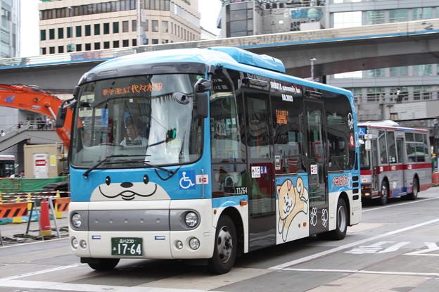 ハチ公バス T1764