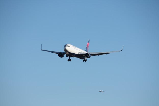 デルタ航空 ボーイング767-300ER N177DZ