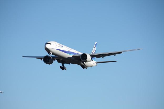 全日空 ANA ボーイング777-300ER JA734A
