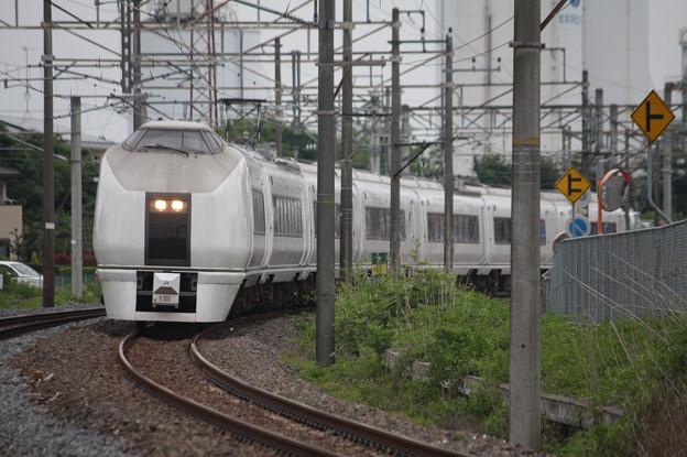 651系K105編成 9114M 急行ぶらり横浜・鎌倉号 (2)
