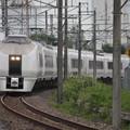 Photos: 651系K105編成 9114M 急行ぶらり横浜・鎌倉号 (2)