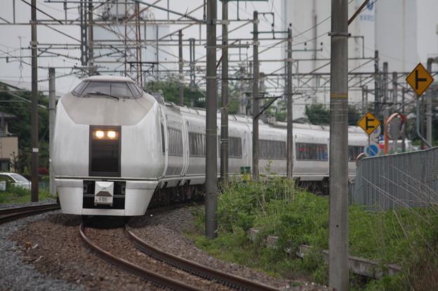 651系K105編成 9114M 急行ぶらり横浜・鎌倉号 (3)