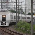 Photos: 651系K105編成 9114M 急行ぶらり横浜・鎌倉号 (3)